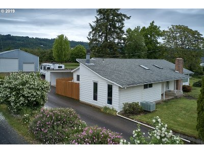 Newberg Single Family Home For Sale: 23775 NE North Valley Rd