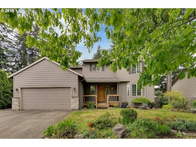 Oregon City Single Family Home For Sale: 19821 Castleberry Loop
