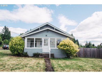 Single Family Home For Sale: 1607 E Madison Ave