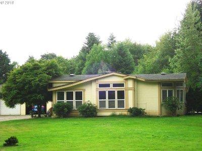 Clark County Single Family Home For Sale: 5705 NE 124th St