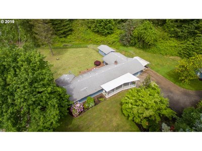 Single Family Home For Sale: 2608 Lewis River Rd