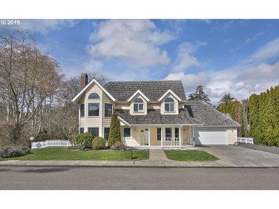 North Bend Single Family Home For Sale: 2880 14th