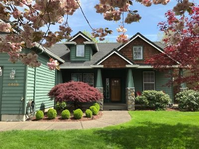 Eugene Single Family Home For Sale: 4469 Calumet Way