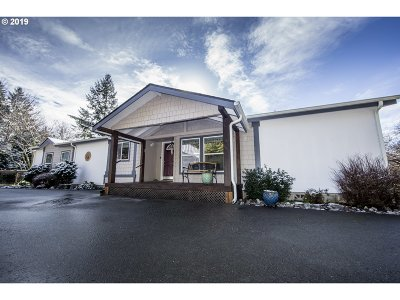 Brookings Single Family Home For Sale: 99381 N Bank Chetco Rd