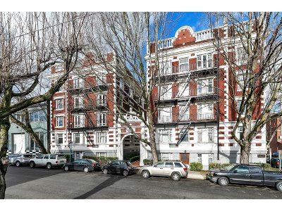 Portland Condo/Townhouse For Sale: 1811 NW Couch St #105