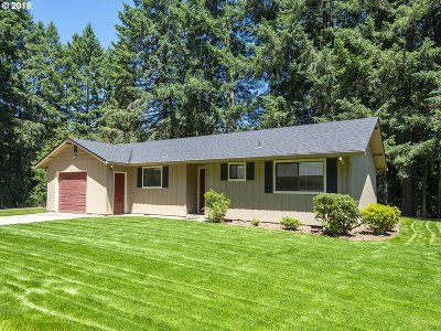 Washington County Single Family Home For Sale: 25152 SW Middleton Rd
