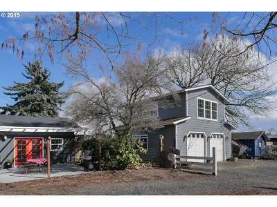 Single Family Home For Sale: 20230 NW Sauvie Island Rd