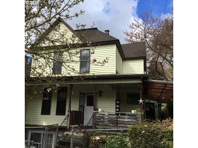 Single Family Home For Sale: 223 SE 22nd Ave
