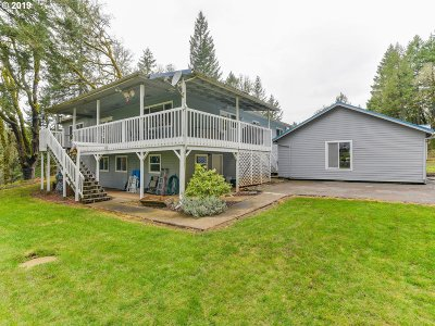 Newberg Single Family Home For Sale: 14029 NE Highway 240