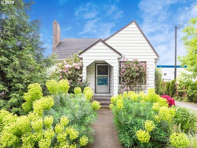 Portland Single Family Home For Sale: 7415 N Greenwich Ave
