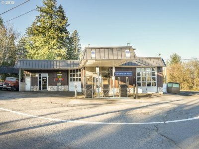 Commercial Pending: 7991 SW Capitol Hwy
