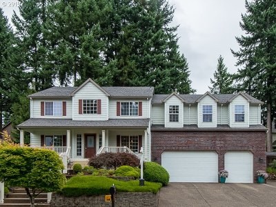 Oregon City Single Family Home For Sale: 16130 Trail Dr