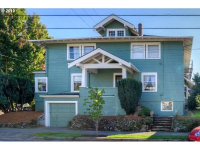 Multi Family Home For Sale: 2634 SE Yamhill St