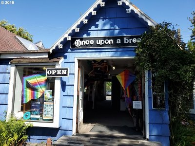 Cannon Beach Commercial For Sale: 240 N Spruce St