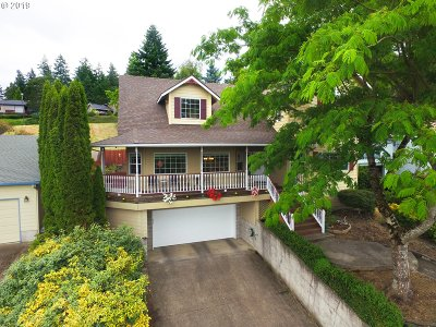 Single Family Home For Sale: 2495 Park Forest Dr