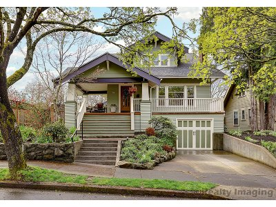 Single Family Home For Sale: 6931 NE Cleveland Ave