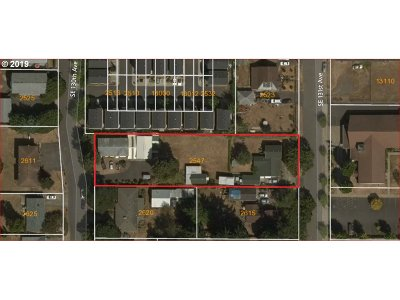Portland Residential Lots & Land For Sale: 2547 SE 131st Ave