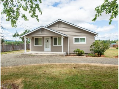 Cottage Grove, Creswell Single Family Home For Sale: 32557 Camas Swale Rd