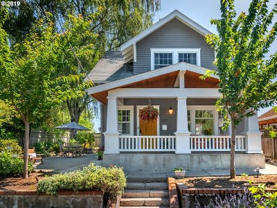 Portland Single Family Home For Sale: 4524 N Commercial Ave