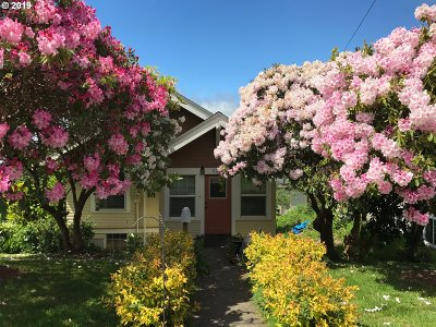 Astoria Single Family Home For Sale: 3060 Grand Ave