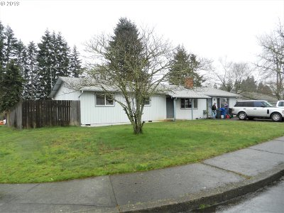 Salem Single Family Home For Sale: 4955 14th Pl