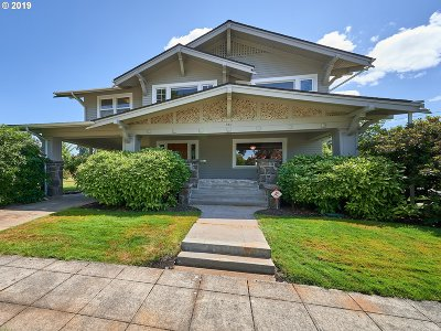 Mcminnville Single Family Home For Sale: 306 SE Lincoln St