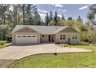 Estacada Single Family Home For Sale: 35172 SE Coupland Rd