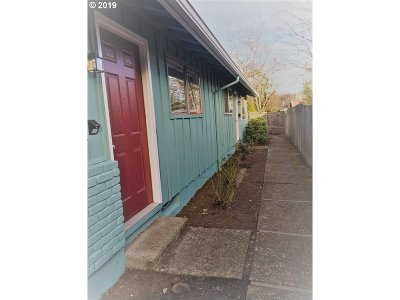Clackamas County, Multnomah County, Washington County Multi Family Home For Sale: 358 NE 76th Ave
