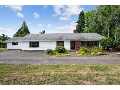 McMinnville Single Family Home For Sale: 13425 Baker Creek Rd
