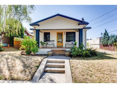 Single Family Home For Sale: 7405 N Burrage Ave