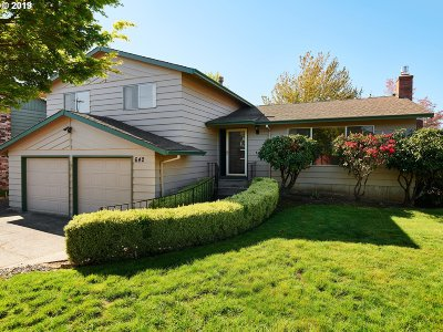 Troutdale Single Family Home For Sale: 642 SW Cherry Park Rd