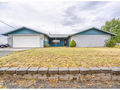 Hermiston Single Family Home For Sale: 125 SE 9th St