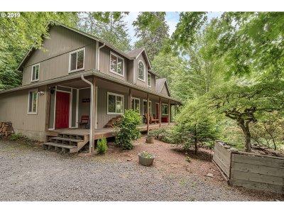 La Center Single Family Home For Sale: 13813 NE 371st St