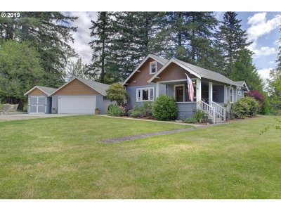 Washougal Single Family Home For Sale: 1905 I St