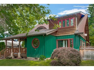 Washougal Single Family Home For Sale: 3257 G St