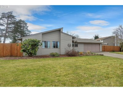 Canby Single Family Home Pending: 945 S Ivy Ct