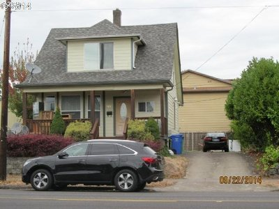 Portland Single Family Home For Sale: 8031 NE Glisan St