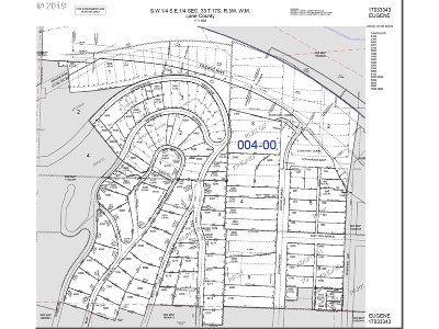 Eugene Residential Lots & Land For Sale: Riverview Ave #Lot 3