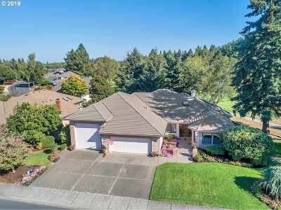 Keizer Single Family Home Sold: 6136 Hogan Dr