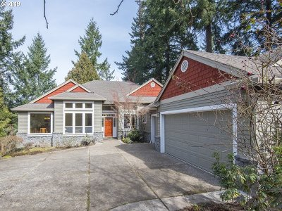 Beaverton Single Family Home For Sale: 19269 SW Gassner Rd