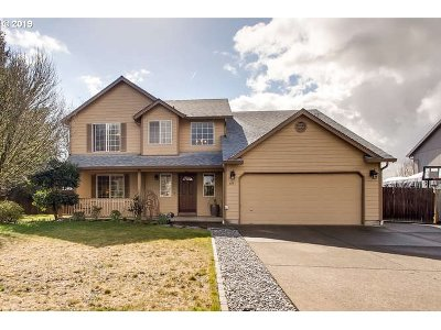 Battle Ground Single Family Home For Sale: 601 NW 13th Cir