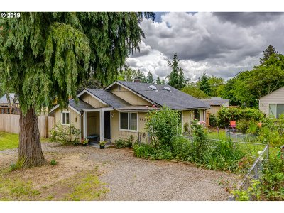 Single Family Home For Sale: 5138 SE 115th Ave
