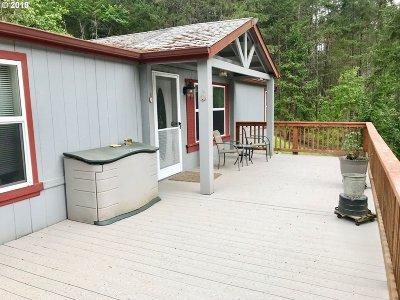 Winston Single Family Home For Sale: 6300 Willis Creek Rd