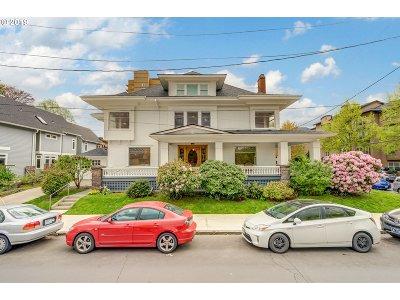 Portland Multi Family Home For Sale: 1608 NE Halsey St