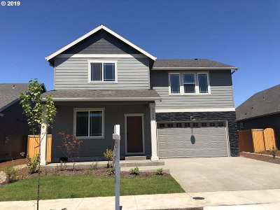 Salem Single Family Home For Sale: 5125 Meteor Ave NE