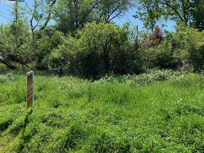 Riddle Residential Lots & Land For Sale: L St