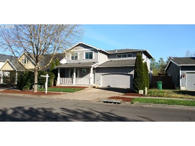 Forest Grove Single Family Home For Sale: 1612 Bonnie Ln