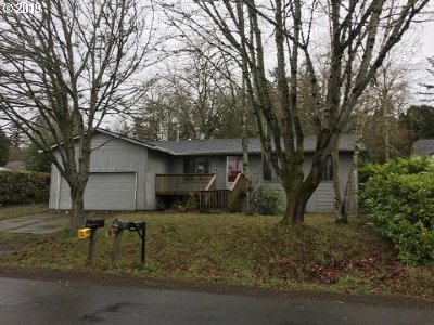 Portland Single Family Home For Sale: 8930 SW 69th Ave