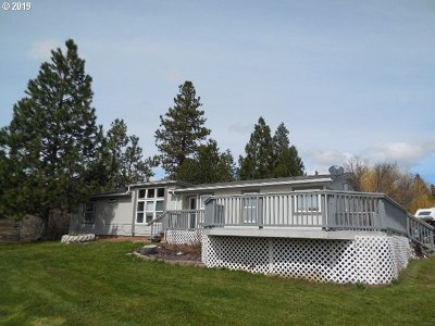 Goldendale Single Family Home For Sale: 7 Wanbli Rd