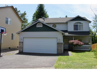 Washougal Single Family Home For Sale: 2575 W 10th St